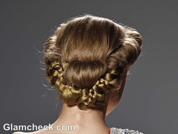 Venexiana Spring-Summer 2013 hairstyle