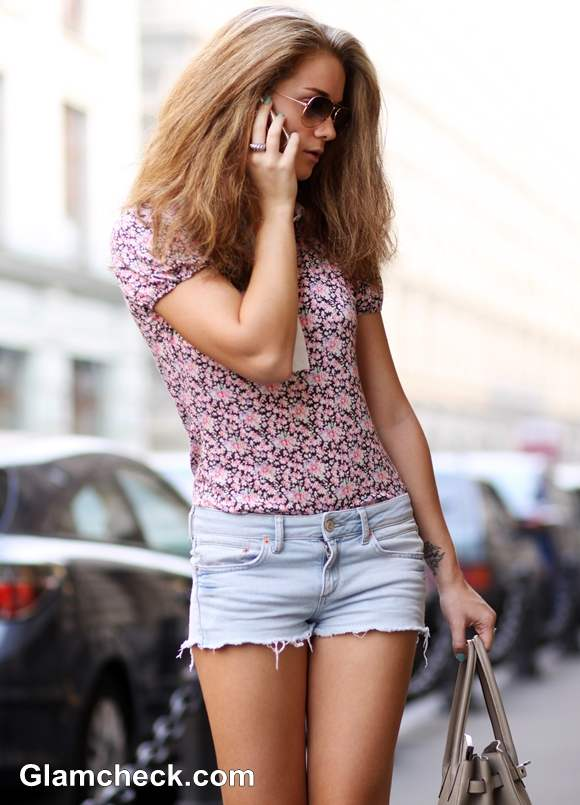 Everyday Chic with Shorts
