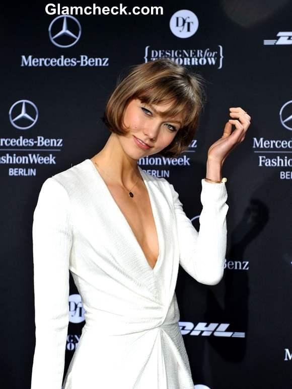 Karlie Kloss Mercedes Benz Fashion Fall Winter 2013