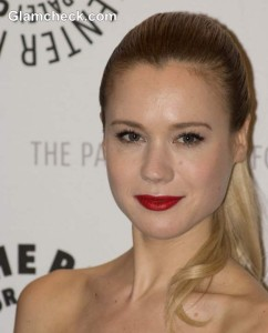 Kristen Hager Paley Centre For Media For An Evening With Syfys Being Human