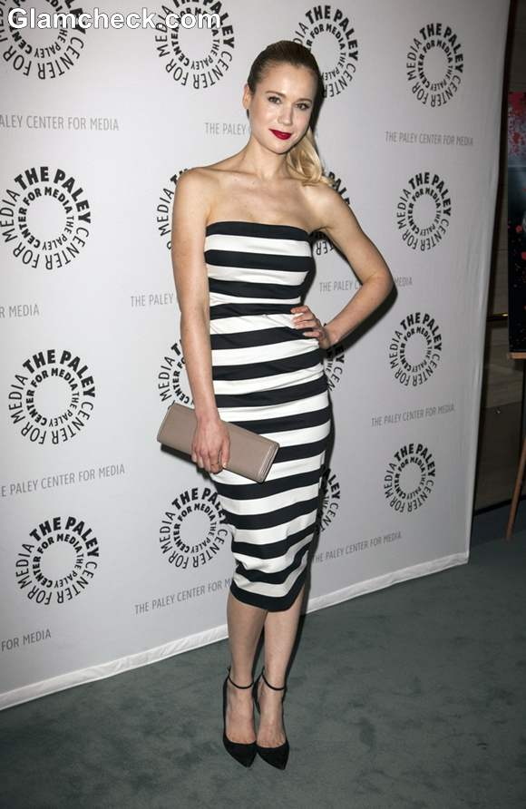 6083f323dd6 Kristen Hager At Paley Centre For Media For An Evening With Syfy s ...