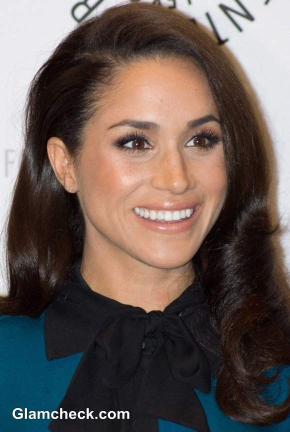 Meghan Markle Classy In Pencil Skirt At Paley Center S