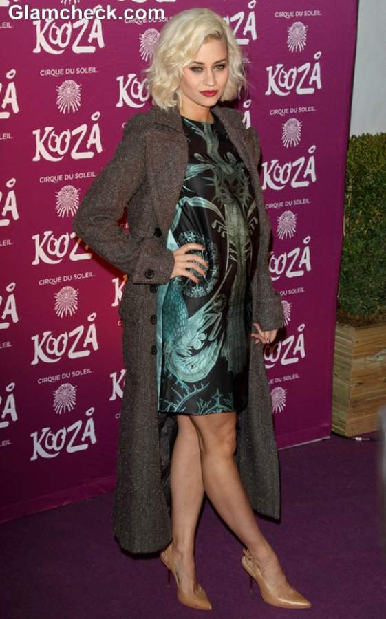 Kimberly Wyatt 2013