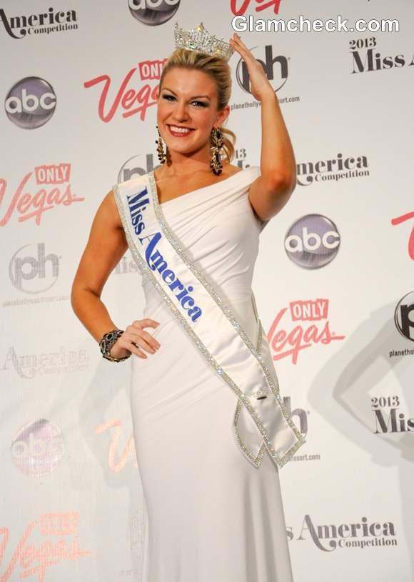 Miss America 2013 is Mallory Hagan