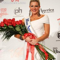 Miss New York Mallory Hagan is Miss America 2013