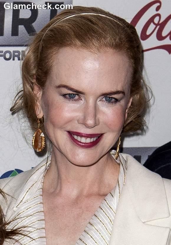 Nicole Kidman at Gold Meets Golden Event 2013