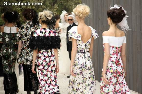 S-S 2013 Chanel Paris Fashion Week Chanel Haute-Couture
