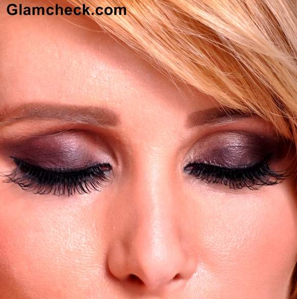 Winter Makeup Colors for eyes