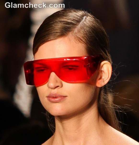 michael kors Spring-Summer 2013 Colored Visor Sunglasses