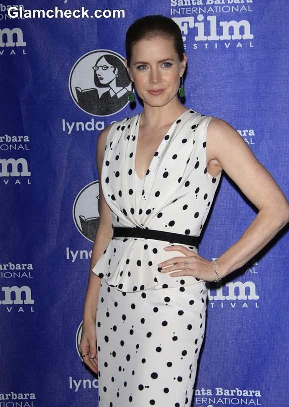 Amy Adams at Cinema Vanguard Awards 2013