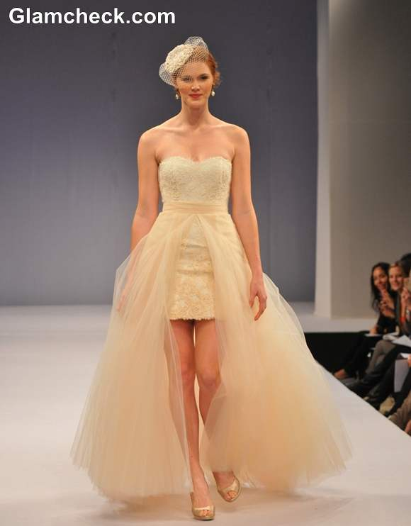 Anne Barge Bridal Collection Fall 2013