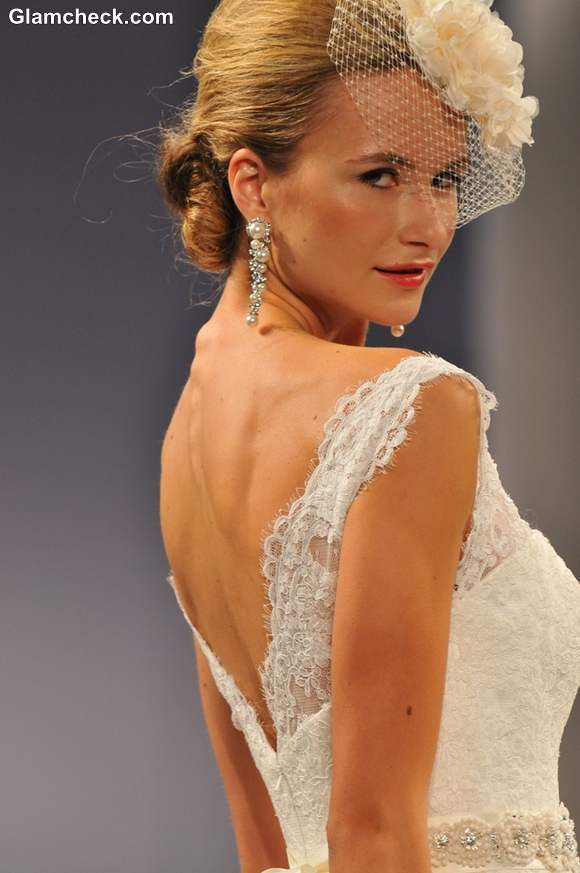 Anne Barge bridal cllection Fall 2013 NY Bridal Fashion Week