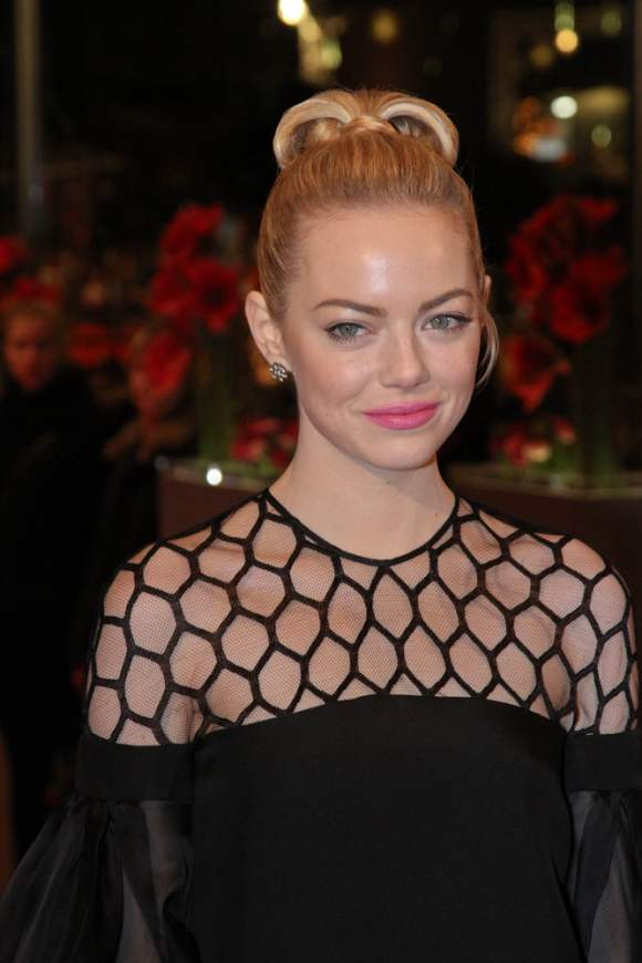 Emma stone at 2013 Berlin Film Festival