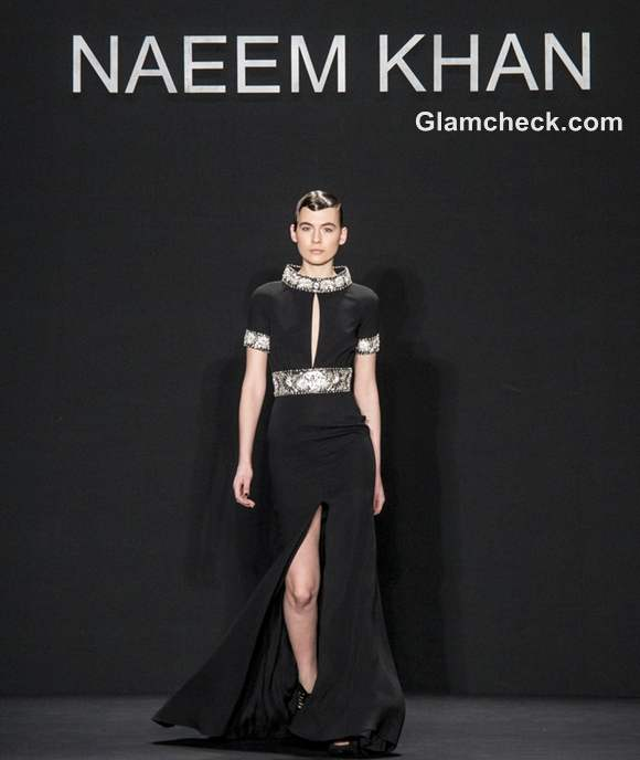 Fall 2013 Mercedes-Benz Fashion Week - Naeem Khan4
