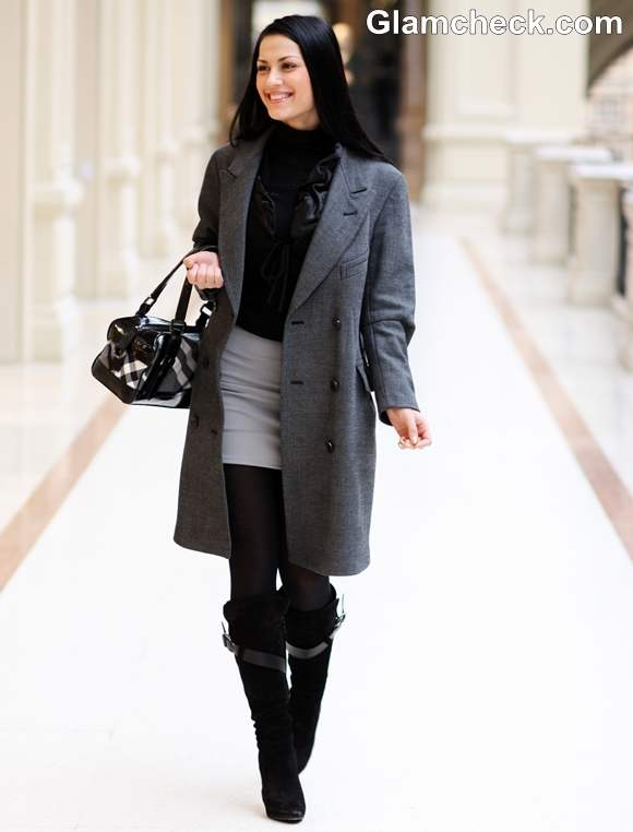 How to Layering Look for Winters