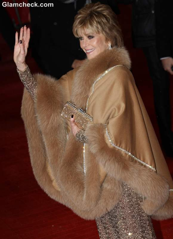 Jane Fonda at Film Festival Opening Party 2013