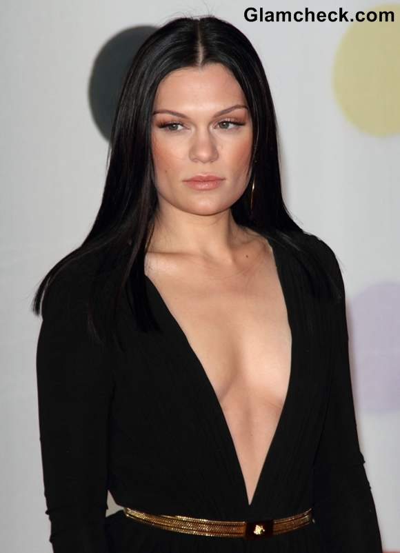 Jessie J Ditches Kinky Outfits For Sexy Black Gown