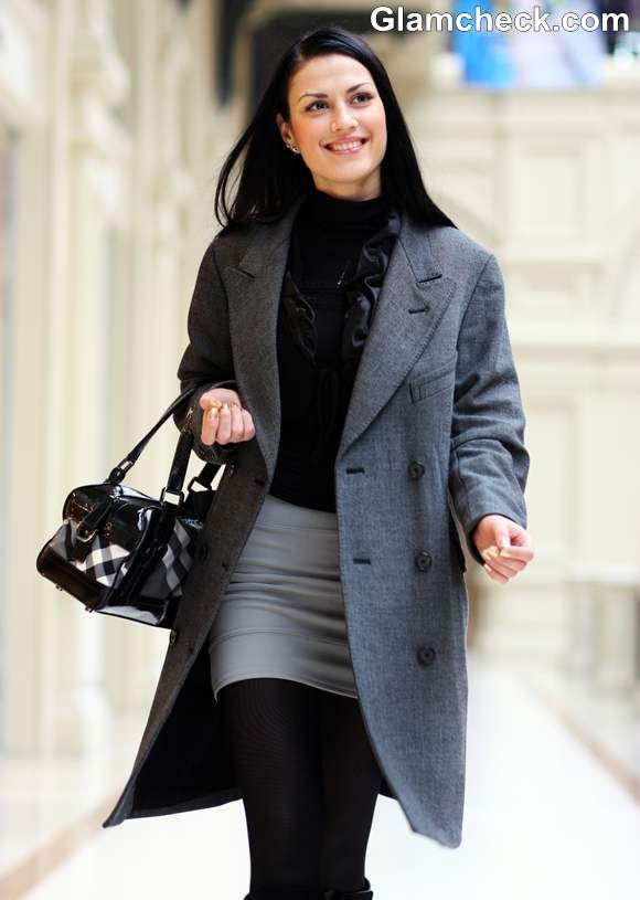 Layering Look for Winters