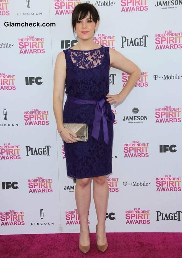 Melanie Lynskey at 2013 Film Independent Spirit Awards