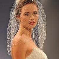 NY Bridal Fashion Week Anne Barge bridal show for Fall 2013