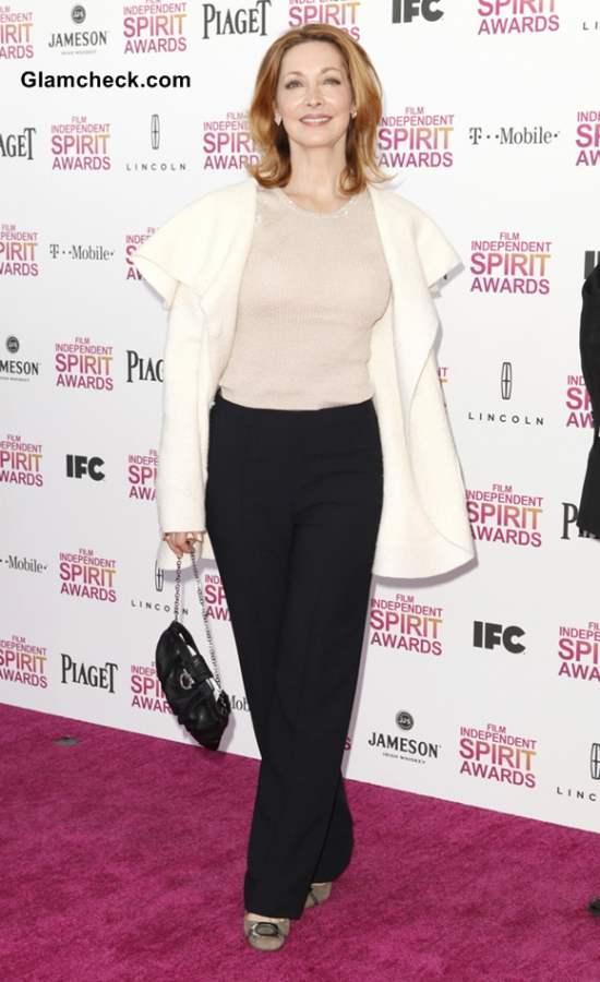 Susan Lawrence at 2013 Film Independent Spirit Awards