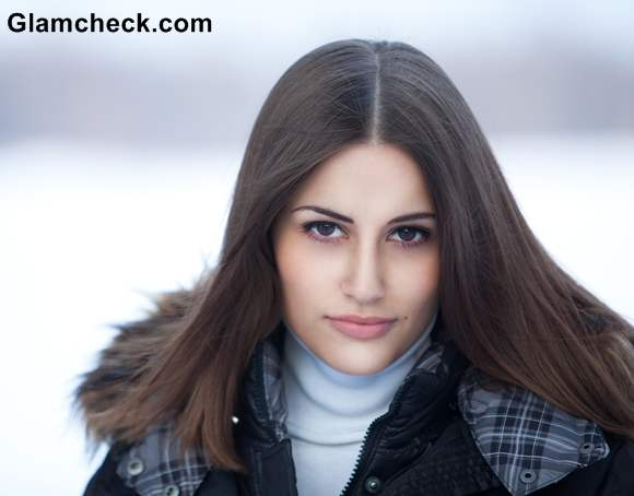 winters casual hairstyle
