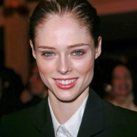 Coco Rocha Goes Androgynous at Paris Fashion Week 2013