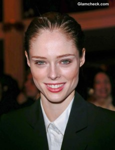 Coco Rocha Goes Androgynous at Jean Paul Gaultier's Fall/Winter 2013 Show