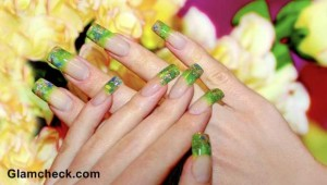 Green Nail Art Ideas – Paint Your Nails Green
