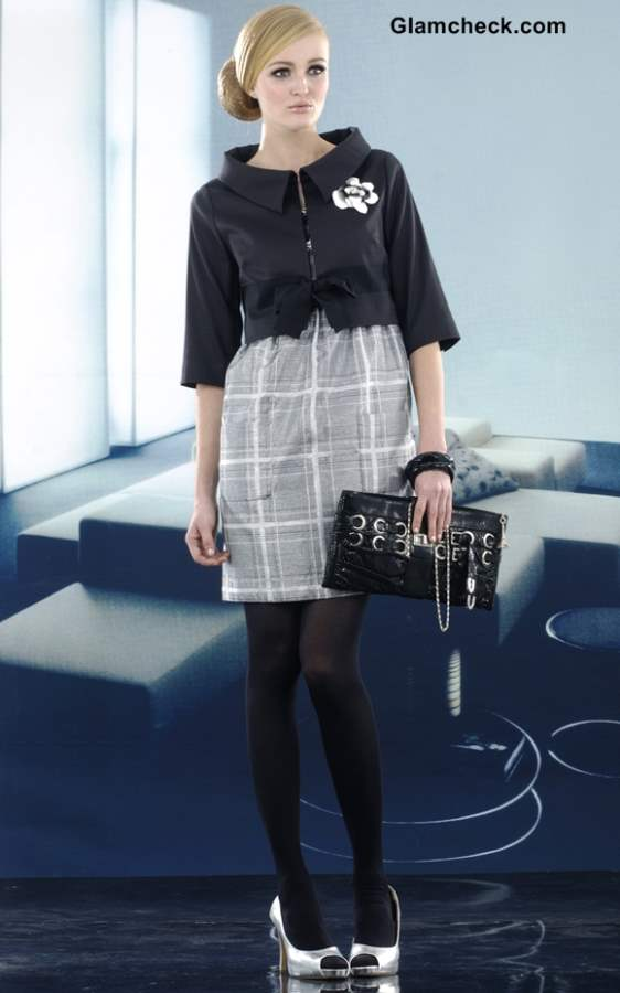 How to Stylishly wear Skirts in Winters