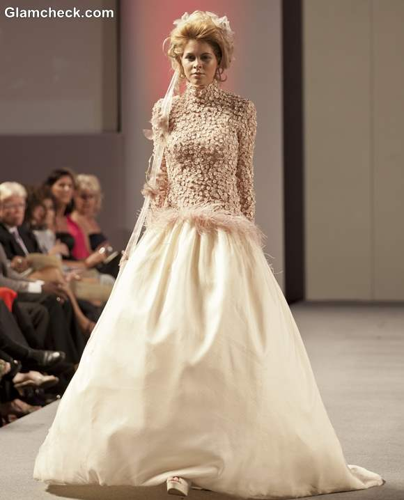 Isabel Zaperdiez Bridal couture Spring Summer 2013