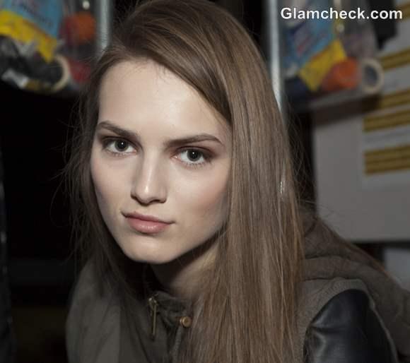 Max Azria Fall-Winter 2013 makeup