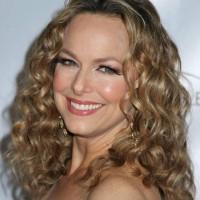 Melora Hardin Curly Hair 2013
