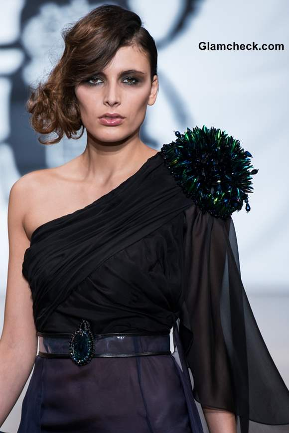 On Aura Tout Vu Spring 2013 Couture collection