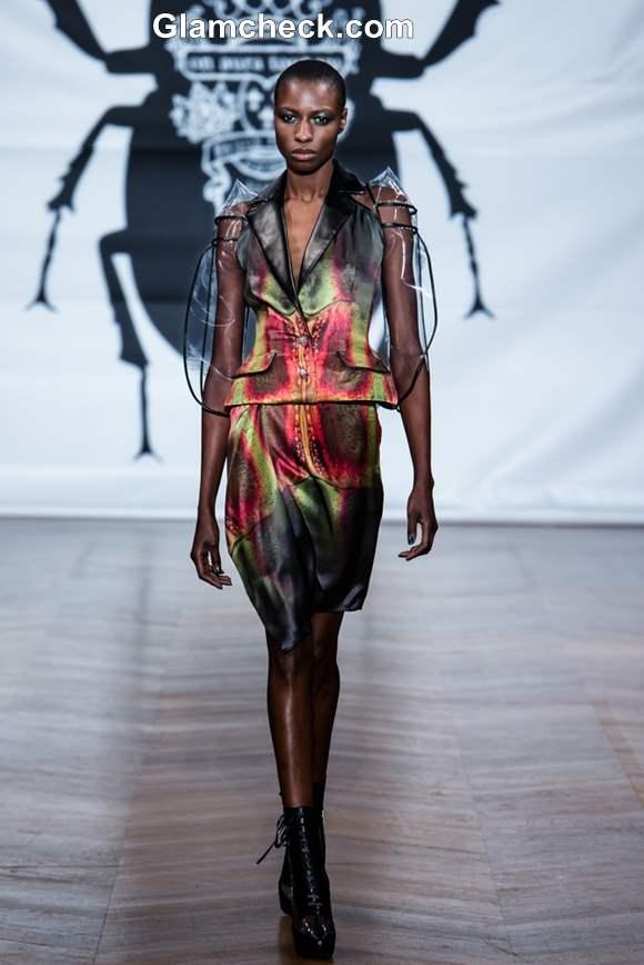 On Aura Tout Vu Spring summer 2013 Couture collection