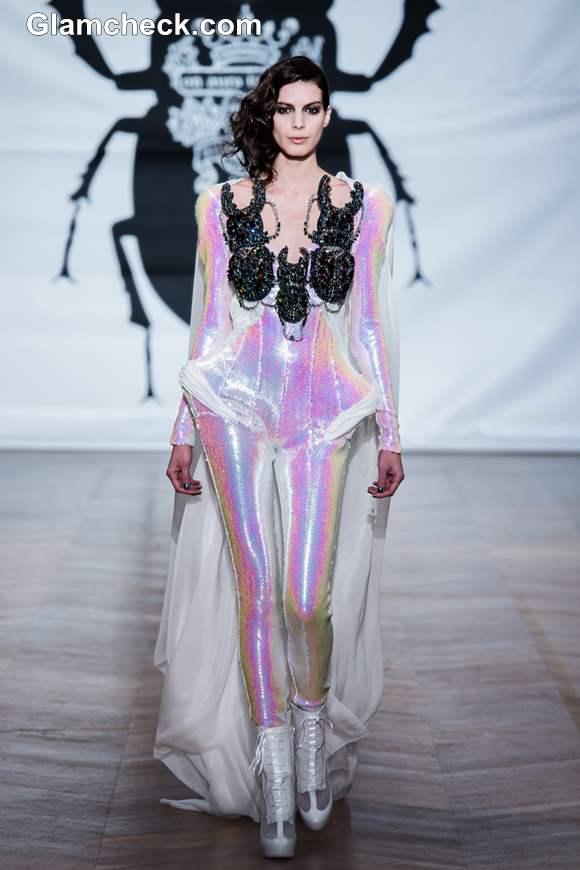 On Aura Tout Vu Spring summer 2013 Couture paris fashion week January