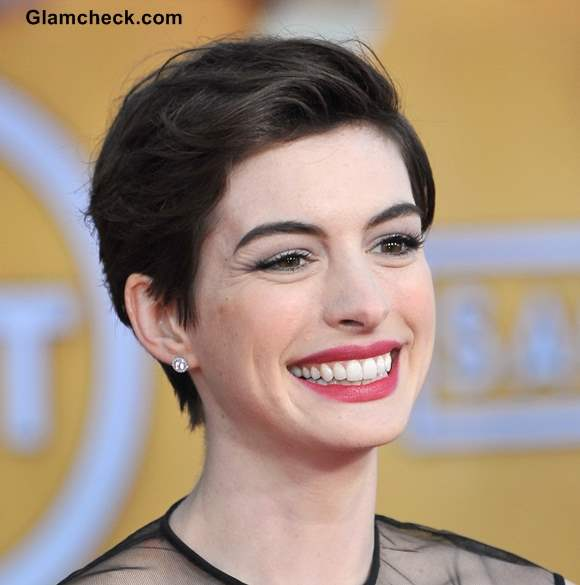 Anne Hathaway Short Hair Cool Hairstyles