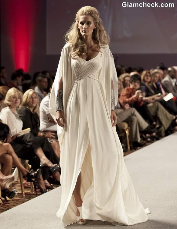 Spring Summer 2013 Isabel Zaperdiez Bridal Couture