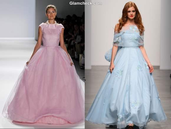 Style Pick of the Day Fairytale Ball Gowns for S-S 2013