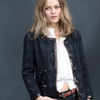 Vanessa Paradis Paris Fashion Week FW 2013 Chanel