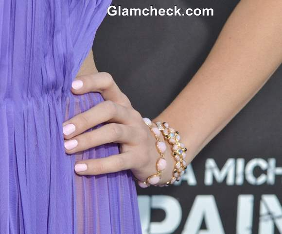 Celebrity Manicure
