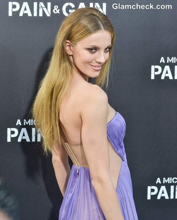 Bar Paly hairstyle 2013