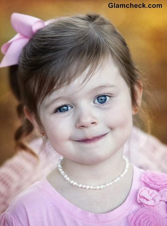 Bow Hair Accessories Little Girls
