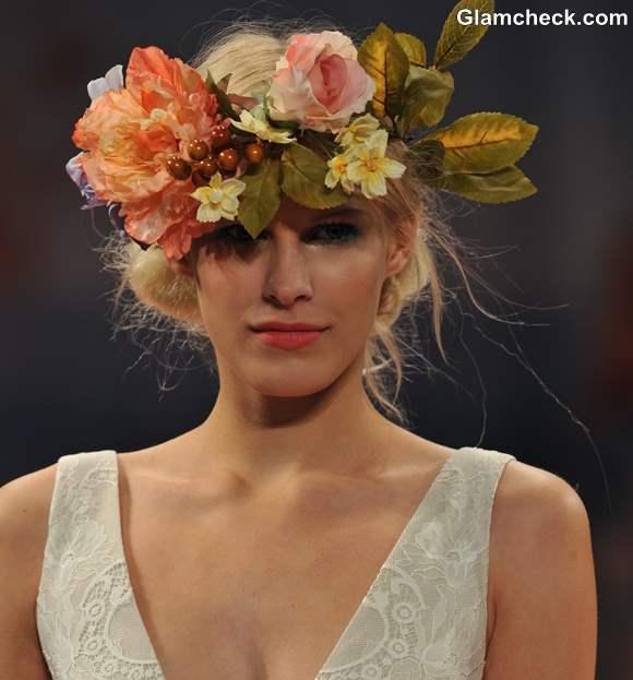 Bridal Hairstyle makeup 2013