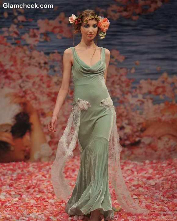 Bridal Trends 2013 Claire Pettibone