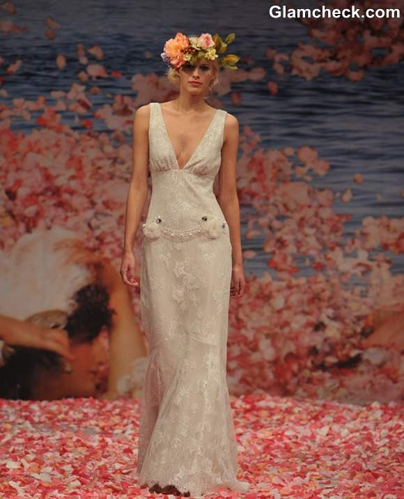 Bridal Trends fall 2013 Claire Pettibone