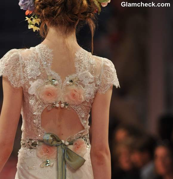 Bridal gowns trend fall 2013