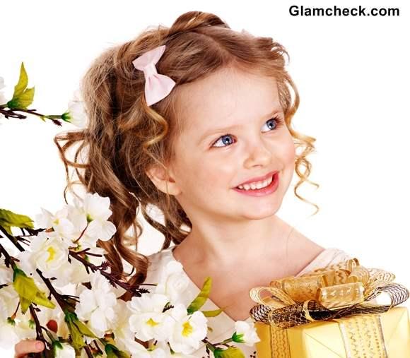 Cute Bow Hair Accessory Ideas for Little Girls