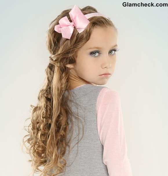 Cute Bow Hair Accessory for Little Girls