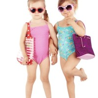 How to choose swimwear for little girls